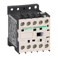 Contactor TeSys K, 3P(3 N/O) 110V DC coil, 12A