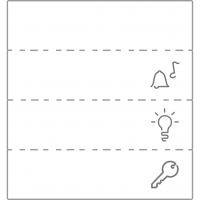 Mureva Styl - labelling set - set of 10