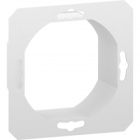 Mureva Styl - cover for socket outlet - transparent