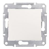 1-way Switch 10 AX - 250 V AC, Beige