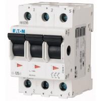 Main switch 16 A, 3P