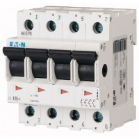 Main switch 16 A, 4P