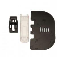 IP protection kit, LV, 160 A, AC 690 V, NH00, 3P, IEC, IP20