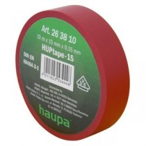 Insulating tape, 15mm, 10m, Red