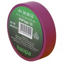 Insulating tape, 15mm, 10m, Purple