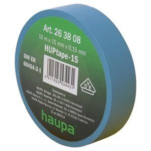 Insulating tape, 15mm, 10m, Blue