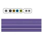 FLAT CABLE 5G2,5+2*1,5QMM FR/LSOH