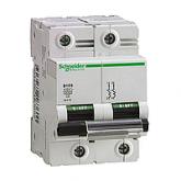 Миниатюрен автоматичен прекъсвач C120H, 2P, 100A, C, 30kA
