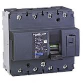 Миниатюрен автоматичен прекъсвач NG125H, 4P, 25A, C, 36kA