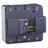 Миниатюрен автоматичен прекъсвач NG125H, 4P, 63A, C, 36kA