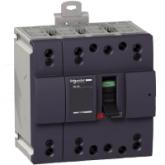 Миниатюрен автоматичен прекъсвач NG160N, 4P, 32A, 25kA