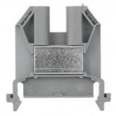 Проходна клема 9700 A/ 8 S35, 10 mm², Сива