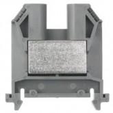 Проходна клема 9700 A /10 S35, 16 mm², Сива