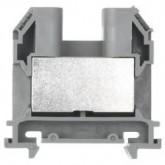 Проходна клема  9700 A / 16 S35, 35 mm², Сива