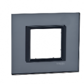 Единична рамка Unica Class, Черно огледало
