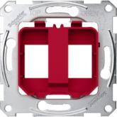 Крепежни плочки за модулен жак конектор