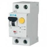 Дефектнотокова защита PF4, 2P, 25 A, 4.5 kA, 300 mA, AC