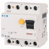 Дефектнотокова защита PF4, 4P, 63 A, 4.5 kA, 300 mA, AC