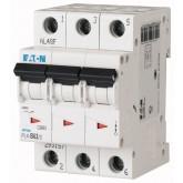 Миниатюрен автоматичен прекъсвач PL4, 3P, 16A, 4,5kA, C