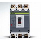 Автоматичен прекъсвач, лят корпус UCB, 25 kA, 125 A, 3P, Настройваема Термична защита