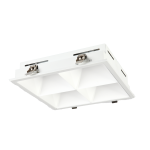 LEDPanelRc-G Sq298-13W-DALI-3000-WH-CT
