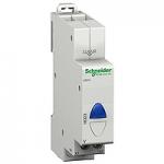 Acti9 iIL светлинен индикатор, единичен 110-230 V AC, Син