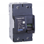 Миниатюрен автоматичен прекъсвач NG125H, 2P, 63A, C, 36kA