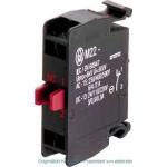 Спомагателен контакт 1 N/C, с предно фиксиране, 6 контакта