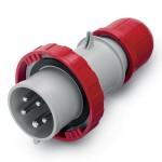 Щепсел OPTIMA IP67, 380-440 V, 32 A, 3+N+E, 3 h