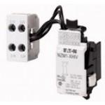 Шунтов изключвател със спомагателен контакт с ранно сработване, 440 V AC/DC
