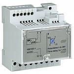 Напреженов изключвател MN 110-130 V AC/DC с времезакъснение, регулируем