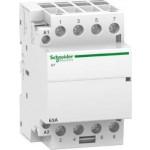 Модулен контактор iCT 4 N/O, 24 V AC, 63 A