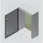 Метален шкаф с монт. плоча 200х200х150