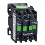 Контактор EasyPact TVS, 3P с (1 N/C) допълнителни контакти, 240V AC  50 Hz, 9A