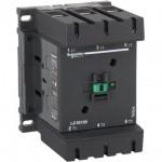 Контактор EasyPact TVS, 3P с (1 N/C + 1 N/O) допълнителни контакти, 220V AC 50 Hz, 120A
