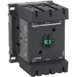 Контактор EasyPact TVS, 3P с (1 N/C + 1 N/O) допълнителни контакти, 220V AC 60 Hz, 160A