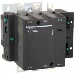 Контактор EasyPact TVS, 3P с (1 N/C + 1 N/O) допълнителни контакти, 220V AC 60 Hz, 200A