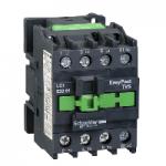 Контактор EasyPact TVS, 3P с (1 N/C) допълнителни контакти, 440V AC 60 Hz, 32A