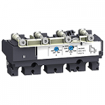 Блок защитен TMD, 50 A, 4P/4d
