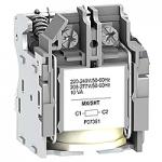 Напреженов изключвател MX, 380-415 V AC, 50 Hz