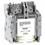 Напреженов изключвател MX, 125 V DC
