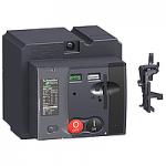 Моторен механизъм MT100/160, 220-240 V, 50/60 Hz, 208-277 V, 60 Hz