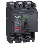 Прекъсвач без защита Compact NSX160S 3P, 100 kA