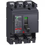Прекъсвач без защита Compact NSX250B 3P, 25 kA