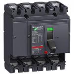 Прекъсвач без защита Compact NSX250N 4P, 50 kA