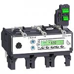 Блок защитен Micrologic 6.3 A, (LSIG, ammeter), 630 A, 3P/3d