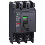 Прекъсвач без защита Compact NSX400S 3P, 100 kA