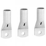 Накрайници за меден кабел 240 mm² (комплект от 3 бр.)