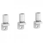 Накрайници за алуминиев кабел 240 mm² (комплект от 3 бр.)
