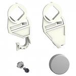 Адаптор за ключалка на въртящото управление (без ключалка), NSX400..630